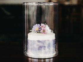 Cake cylinder