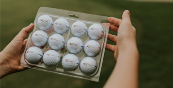 GOLF BALL PACKAGING