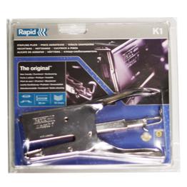 Rapid stapler