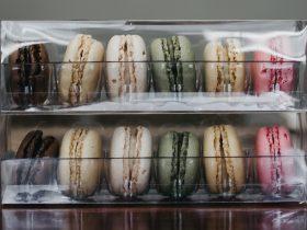Macaron Box 6 pack